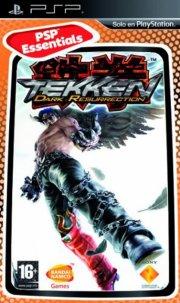 tekken: dark resurrection - psp