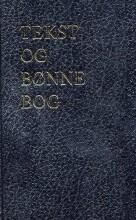 tekst- og bønnebog med stor skrift - magnaprint - bog