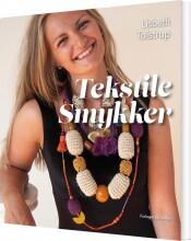 tekstile smykker - bog
