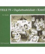 tele 75. krønike - bog