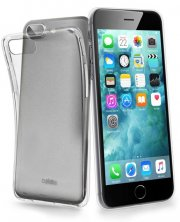 iphone 7 plus / 8 plus cover - gennemsigtigt - Mobil Og Tilbehør