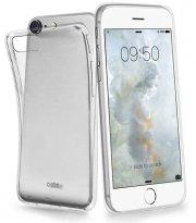 cover til iphone 8 / 7 / 6s / 6 - gennemsigtigt - Mobil Og Tilbehør