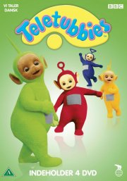 teletubbies - boks 1 - DVD