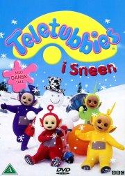 teletubbies i sneen - DVD