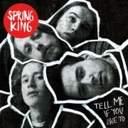spring king - tell me if you like to - limited red edition - Vinyl / LP