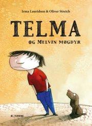 telma og melvin møgdyr - bog