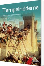 tempelridderne - bog