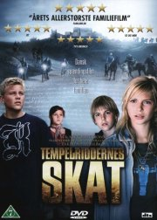 tempelriddernes skat - DVD