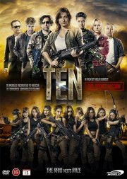 ten: the secret mission - DVD