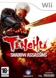 tenchu: shadow assassins - wii