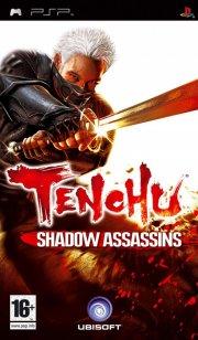 tenchu: shadow assassins - psp