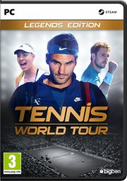 tennis world tour - legends edition - PC