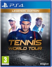 tennis world tour: legendsedition - PS4