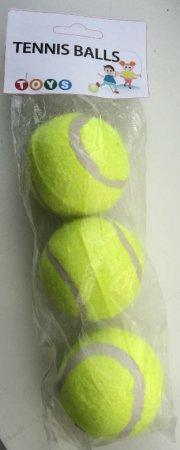 tennisbolde - 3 stk - Udendørs Leg