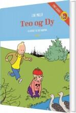 teo og dy - bog