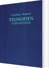 teosofien i grundtræk - bog