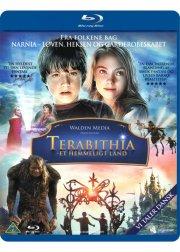terabithia et hemmeligt land - Blu-Ray