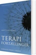 terapifortællinger - bog