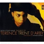 terence trent d &'arby - sign your name: best of [dobbelt-cd] - cd