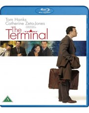 terminalen / the terminal - Blu-Ray