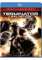 terminator 4 - salvation - Blu-Ray