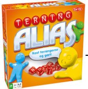 terning alias / dice - spil - Brætspil