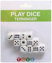 spille terninger - 12 stk - Brætspil