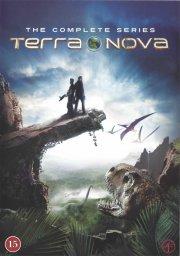 terra nova - den komplette serie - DVD