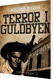 terror i guldbyen - bog