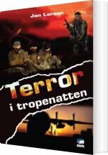 terror i tropenatten - bog