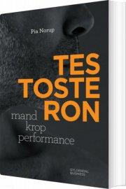 testosteron - bog