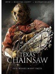 texas chainsaw 2013 - DVD