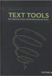 Image of   Text Tools - Birgitte Prytz Clausen - Bog