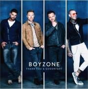 boyzone - thank you & goodnight - cd
