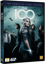 the 100 - sæson 1 - DVD