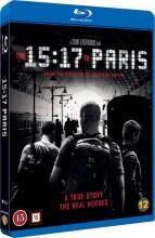 the 15:17 to paris - Blu-Ray