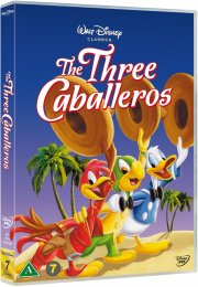 the 3 caballeros - disney - DVD