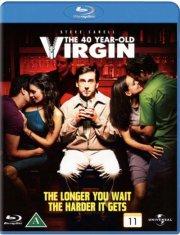 the 40 year old virgin - Blu-Ray