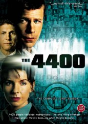 the 4400 - sæson 1 - DVD