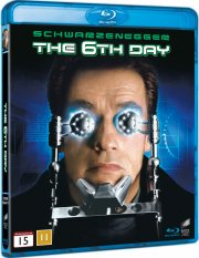 the 6th day - Blu-Ray