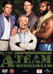 the a-team - sæson 2 - DVD