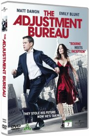the adjustment bureau - DVD