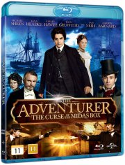 the adventurer: the curse of the midas box - Blu-Ray