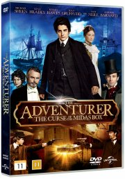 the adventurer: the curse of the midas box - DVD