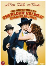 the adventures of sherlock holmes smarter brother - DVD