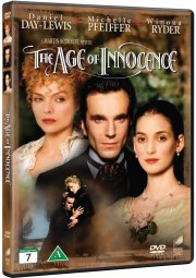 the age of innocence - DVD