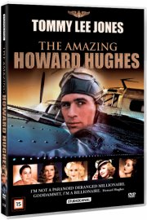 the amazing howard hughes - DVD