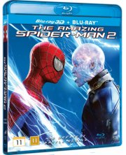 the amazing spider-man 2 - 3D Blu-Ray