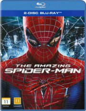 the amazing spiderman 1 - Blu-Ray