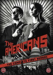 the americans - sæson 1 - DVD
